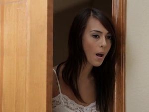 Curious raunchy Janice Griffith gets hardcore sex